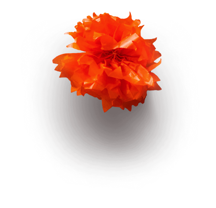 La Flor Roja