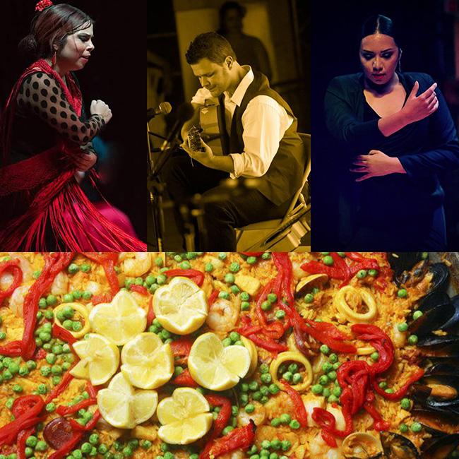 Spain, Just Past Main Flamenco